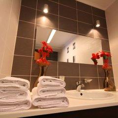 Гостиница Блюз Номер Эконом разные типы кроватей фото 6
