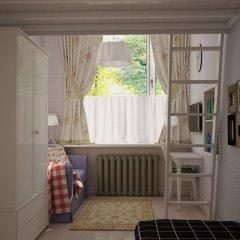 Хостел КойкаГо Номер Эконом с разными типами кроватей (общая ванная комната) фото 3