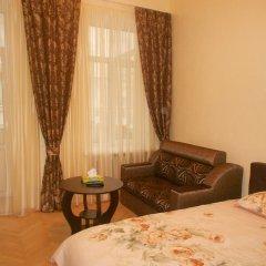Гостиница КиевЦентр на Малой Житомирской 3/4 Апартаменты с разными типами кроватей фото 2