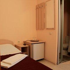 Гостиница Зенит Стандартный номер разные типы кроватей фото 12