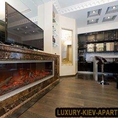 Апартаменты Luxury Kiev Apartments Крещатик Апартаменты с 2 отдельными кроватями фото 17