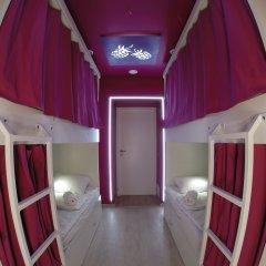 Гостиница HQ Hostelberry Кровать в общем номере двухъярусные кровати фото 13