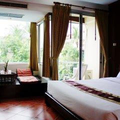 Отель Le Tong Beach 2* Стандартный номер с различными типами кроватей фото 2