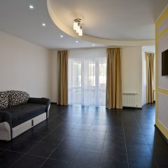 Гостевой дом Ривьера Улучшенные апартаменты с разными типами кроватей фото 6