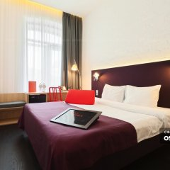 Гостиница AZIMUT Moscow Tulskaya (АЗИМУТ Москва Тульская) 3* Улучшенный номер с разными типами кроватей фото 4