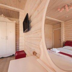 Эко-отель Озеро Дивное 3* Люкс с различными типами кроватей фото 6