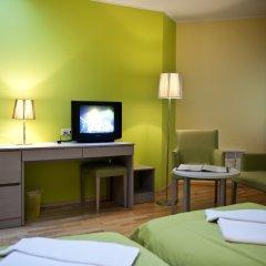 Braavo Spa Hotel 2* Стандартный номер с различными типами кроватей фото 5