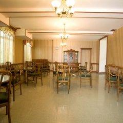 Отель Villa des Roses питание