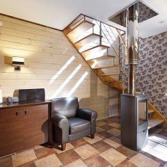 Гостиница Лесная Рапсодия Улучшенные апартаменты с различными типами кроватей фото 14