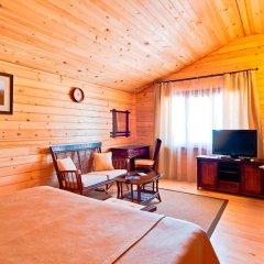 Гостиница Золотая бухта Бунгало с различными типами кроватей фото 9