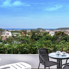 Отель Shanaya Residence Ocean View Kata 4* Люкс фото 18