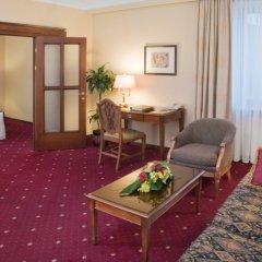 Гостиница Марриотт Москва Ройал Аврора 5* Полулюкс с разными типами кроватей фото 6