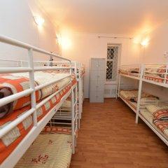 Хостел Абрикос Кровать в общем номере с двухъярусными кроватями фото 3