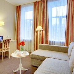 Гостиница Бристоль 3* Номер Делюкс с различными типами кроватей фото 5