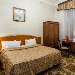 Легендарный Отель Советский 4* Стандартный номер двуспальная кровать