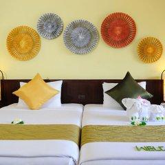 Отель Andaman Cannacia Resort & Spa 4* Улучшенный номер разные типы кроватей фото 2