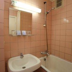 AZIMUT Отель Смоленская Москва 4* Номер SMART Standard с двуспальной кроватью фото 9
