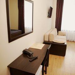 Гостиница Петервиль 3* Улучшенный номер разные типы кроватей фото 4