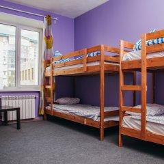 Хостел Достоевский Кровати в общем номере с двухъярусными кроватями фото 3