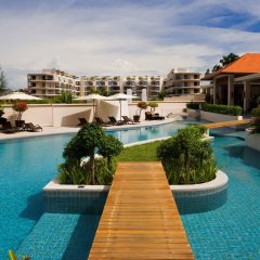 Отель Dewa Phuket Nai Yang Beach бассейн фото 4