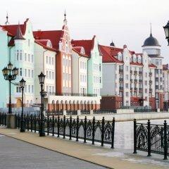 Гостиница Кайзерхоф вид на фасад фото 2