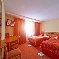 Гостиница Евроотель Ставрополь 4* Номер Бизнес с 2 отдельными кроватями фото 3