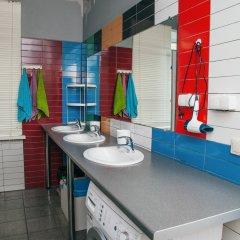 Хостел Достоевский ванная фото 3