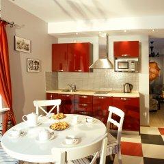 Гостиница Лесная Рапсодия Улучшенные апартаменты с различными типами кроватей фото 13