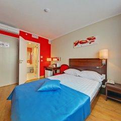 Гостиница Севастополь Модерн комната для гостей фото 7