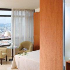 Gran Hotel Torre Catalunya 4* Люкс с различными типами кроватей фото 13