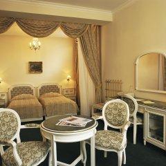 TOP Hotel Ambassador-Zlata Husa 4* Полулюкс с разными типами кроватей фото 5