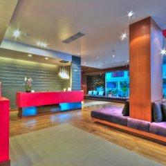 The ASHLEE Heights Patong Hotel & Suites интерьер отеля фото 2