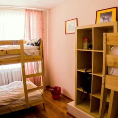 Хостел Африка Кровать в общем номере фото 31