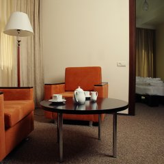 Отель Citadines City Centre Tbilisi 4* Апартаменты Премиум разные типы кроватей фото 11