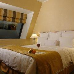 Гостиница Ренессанс Санкт-Петербург Балтик комната для гостей фото 6
