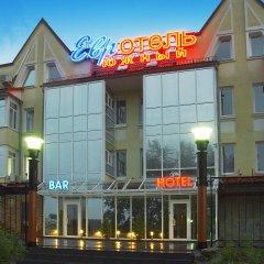 Гостиница Евротель Южный вид на фасад фото 3
