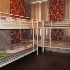 Хостел Fresh на Арбате Кровать в женском общем номере