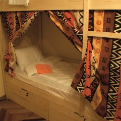 Suricata Hostel Кровать в общем номере с двухъярусной кроватью фото 5