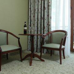 Ареал Конгресс отель 4* Улучшенный номер двуспальная кровать фото 4