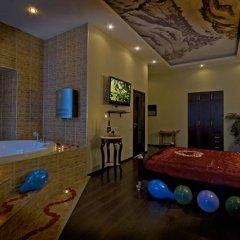 Гостиница Алекс на Марата Люкс разные типы кроватей фото 5
