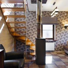 Гостиница Лесная Рапсодия Улучшенные апартаменты с различными типами кроватей фото 16