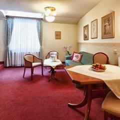 Отель Theaterhotel Wien 4* Стандартный номер с разными типами кроватей