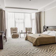 Отель Aquamarine Resort & SPA (бывший Аквамарин) 5* Номер Улучшенный стандарт