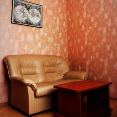 Гостиница Мон Плезир Химки Стандартный номер с 2 отдельными кроватями фото 5