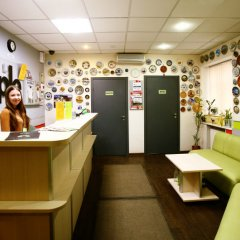 Гостиница PEOPLE Business Novinsky гостиничный бар