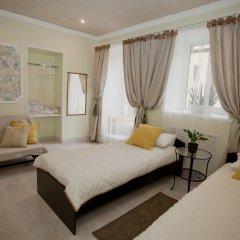 Мини-Отель Новый День Стандартный номер разные типы кроватей фото 10