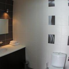 Гостиница Блюз Улучшенная студия разные типы кроватей фото 6