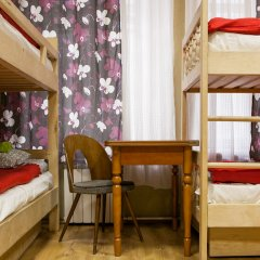Хостел Tverskaya Street Кровать в женском общем номере двухъярусные кровати фото 7