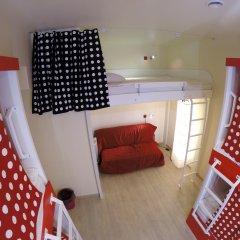 Гостиница HQ Hostelberry Кровать в общем номере двухъярусные кровати фото 4