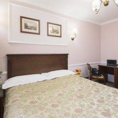 Гостиница Старый Город на Кузнецком 3* Улучшенный номер двуспальная кровать фото 5